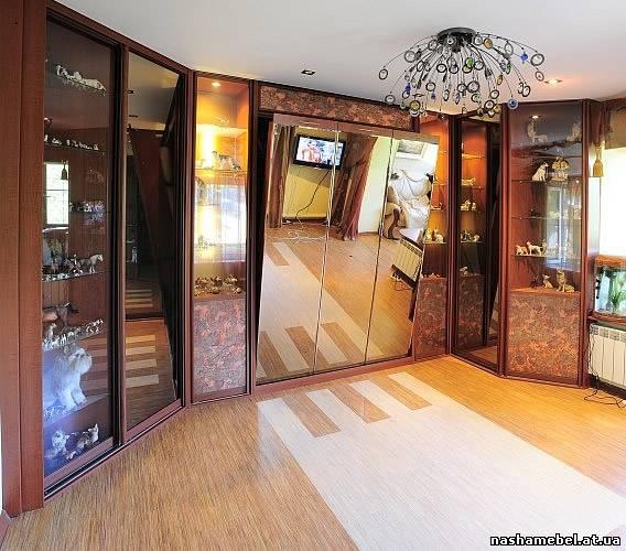 Шкаф Кровать В Гостиной Москва